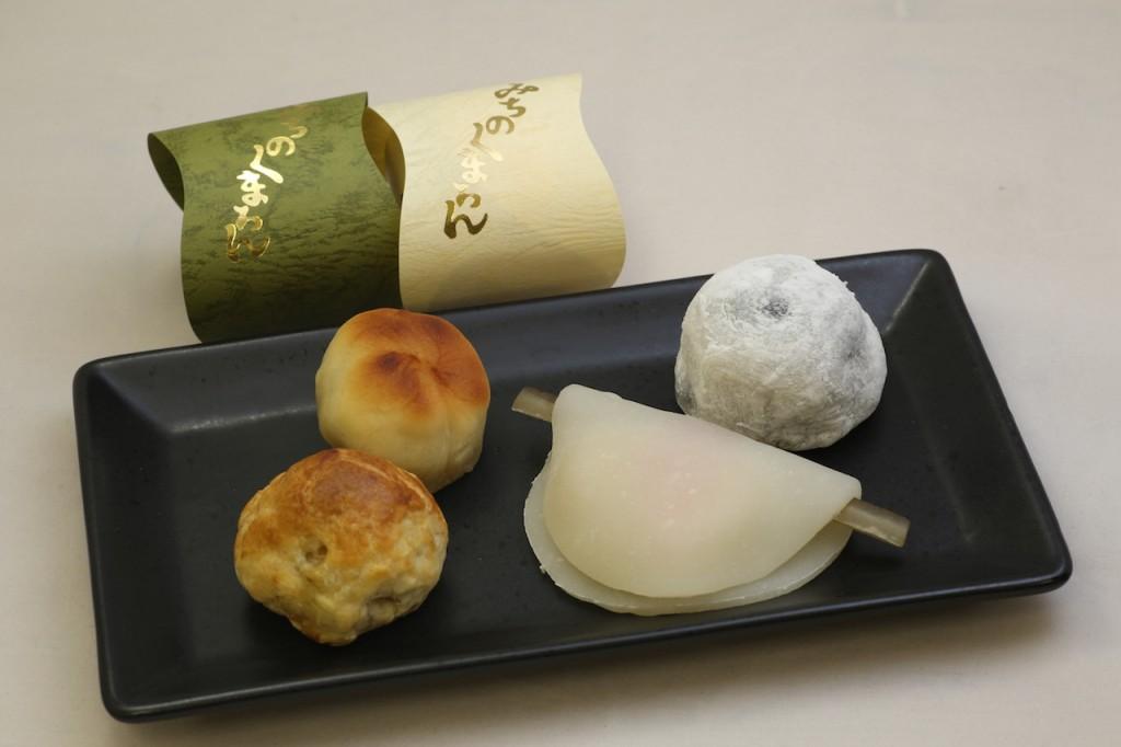 京舟で作るお菓子