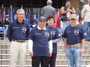 三沢市長ご夫妻と